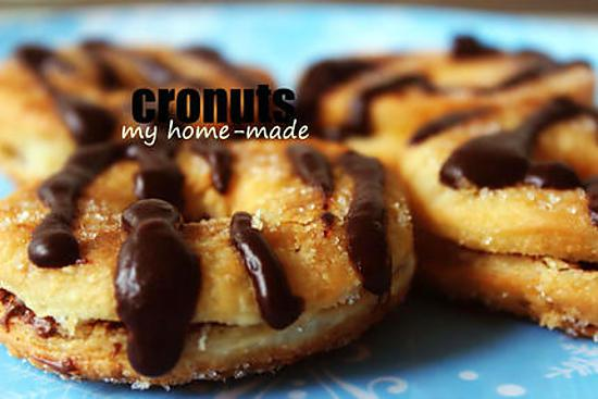 recipe Cronuts Nutella