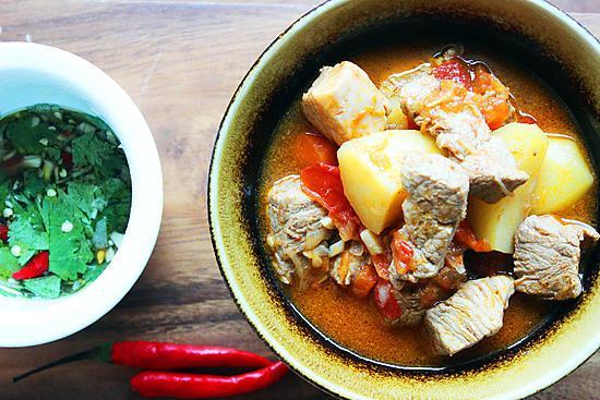 recipe Pork Sarciado