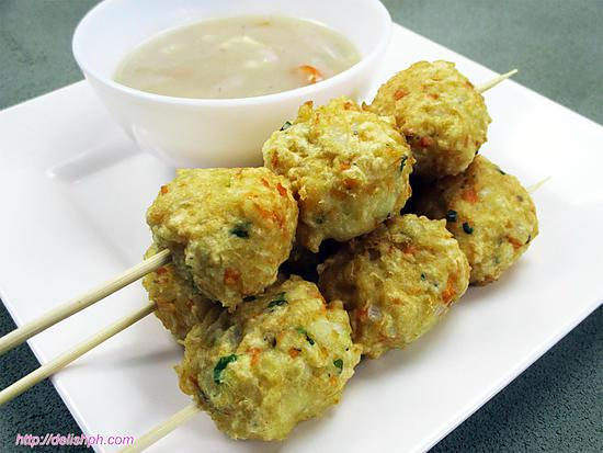 recipe HOMEMADE FISH BALLS AND FISH BALL SAUCE RECIPE