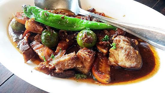recipe Pork Binagoongan