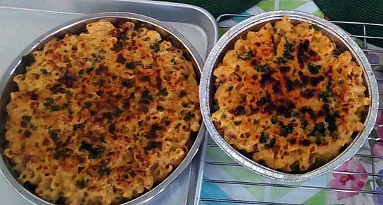 recipe 4-Cheese Baked Mac & Cheese