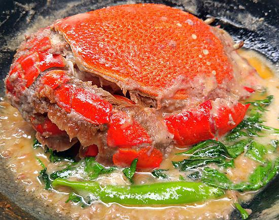 recipe Ginataang Curacha