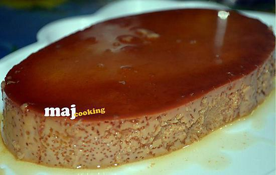 recipe Choco Leche Flan
