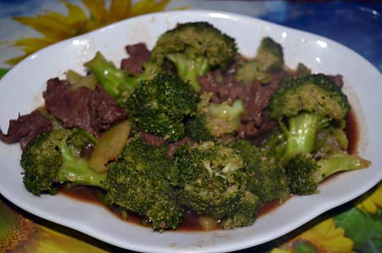 recipe Beef Brocolli