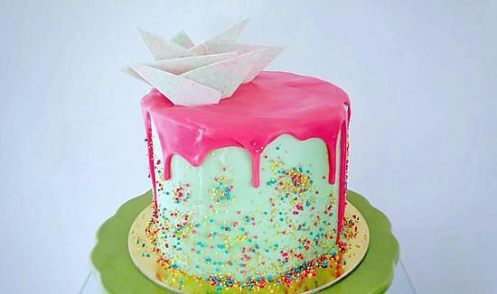 recipe Ganache for drip cake