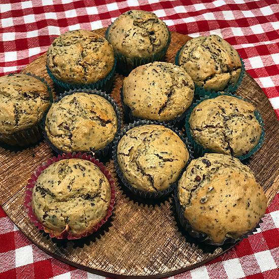 recipe Lemon Poppy Seeds Muffins