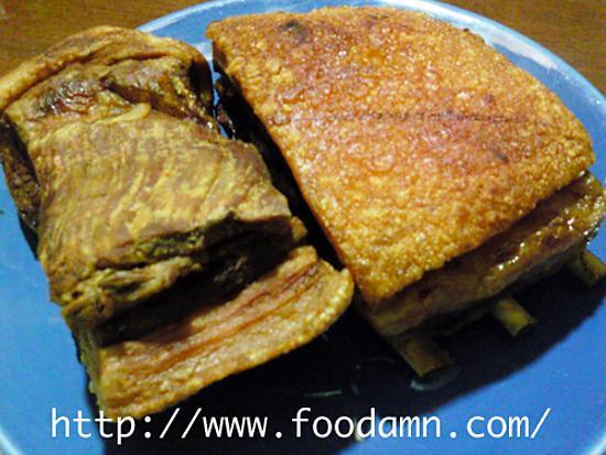 recipe Lechon Kawali