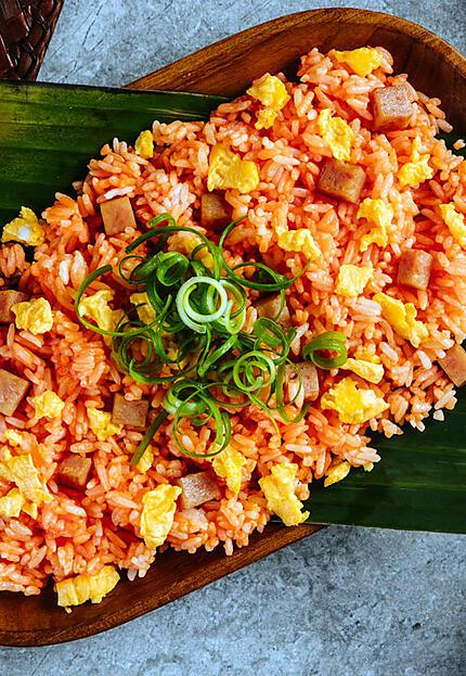 recipe Java Rice