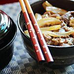 recipe Gyudon: Japanese Beef Stew