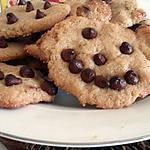 recipe Oatmeal and Choco chips Cookies