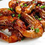 recipe SPICY TOMATO GARLIC SHRIMP