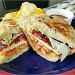 recipe Wagyu Bacon Sandwich