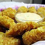 recipe POTATO CHIPS COATED CHICKEN NUGGETS