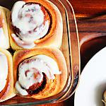 recipe Cinnamon Rolls