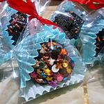 recipe Graham balls with chocolate coating