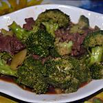 recipe Beef Brocolli