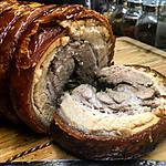 recipe Lechon Porchetta