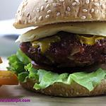 recipe Chorizo Burger